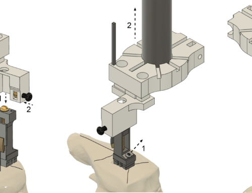 Paper published in eLife: Metal microdrive and head cap system for silicon probe recovery in freely moving rodent